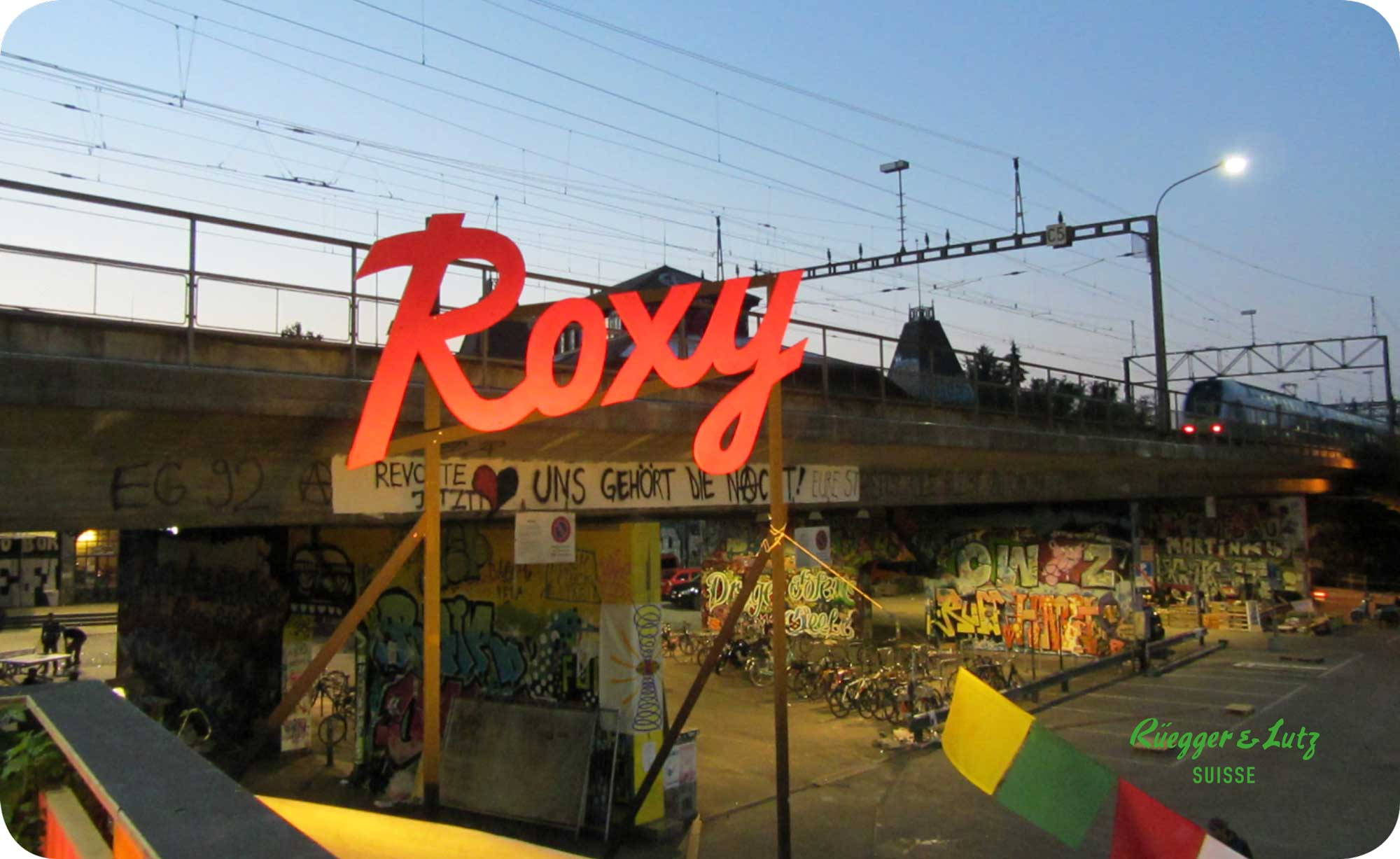 Nr. 10 — Roxy